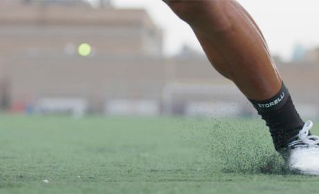 Corre más rapido con los calcetines SpeedGrip