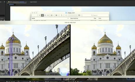 Adobe presenta un programa que permite eliminar objetos de los vídeos