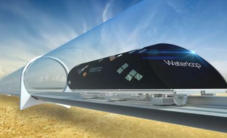 Elon Musk comienza a excavar el primer Hyperloop en Maryland