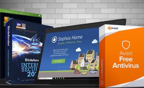 Los mejores antivirus gratis de 2017 para tu PC con Windows