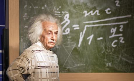 La Teoría de la Felicidad de Albert Einstein