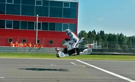 moto voladora
