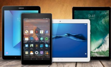 Mejores iPad y tablets Android para comprar en 2017.