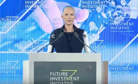 Sophia, primer robot en convertirse en ciudadano en el mundo