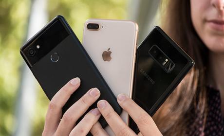 Comparativa de Modo Retrato: Pixel 2 XL vs Note 8 vs iPhone 8 Plus