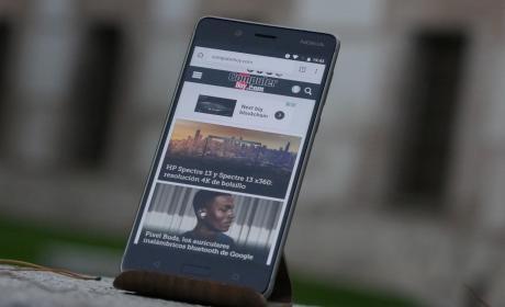 Galería de imágenes del Nokia 8