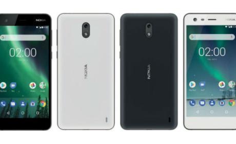 Confirmadas las características técnicas del Nokia 2.