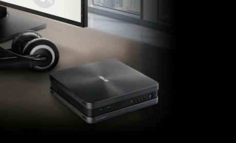 el nuevo equipo de ASUS: VivoMini VC68V es una pequeña bestia de la tecnología