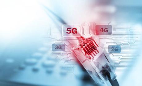 Conexiones 5G LTE 4G WiFi en el mundo