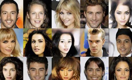 Todos estos rostros han sido generados por ordenador