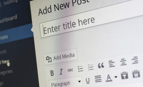 Actualizar WordPress puede salvar la seguridad de tu página web.