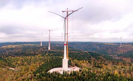 turbina eolica mas alta del mundo