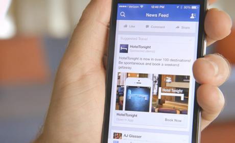 Más mensajes publicitarios a través de Facebook Messenger