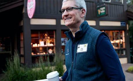 Apple cree que el iPhone X no es tan caro, si te quitas de café