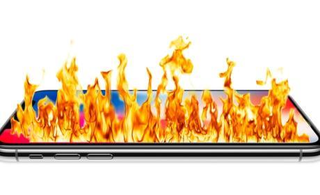 Una imagen fija puede quemar la pantalla del iPhone X, según Apple