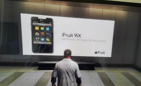 La predicción del iPhone X que salió en el GTA V