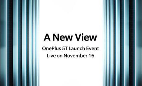 oneplus 5t presentacion