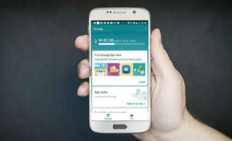 Así es Files GO, el explorador de archivos para Android en el que Google está trabajando.