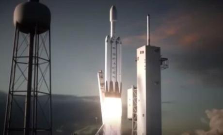 Space X explosión motor cohete