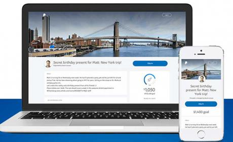 PayPal inventa la mejor forma de reunir dinero entre amigos