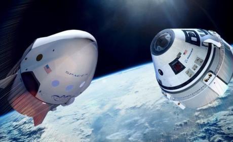 Lanzamiento cohete Halcon Heavy SpaceX