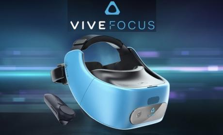 HTC Vive Focus, así son las gafas de realidad virtual autónomas