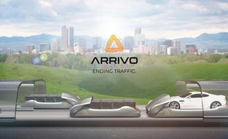 Arrivo propone un sistema de transportes alternativo a Hyperloop