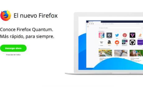 Firefox Quantum: ya puedes descargar el navegador más rápido que Chrome.