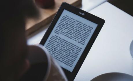 Estos son los libros para Kindle más vendidos en Amazon.
