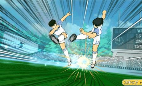 Oliver y Benji para Android, videojuego de fútbol en español