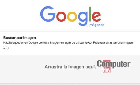 Búsqueda inversa de imágenes de Google