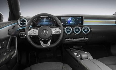 La tecnología del nuevo Clase A de Mercedes