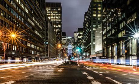 luces led contaminacion luminica