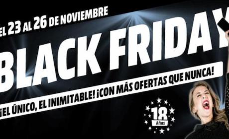 Black Friday de Media Markt 2017