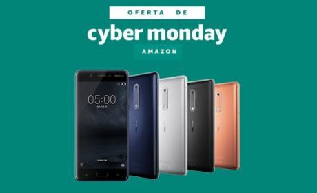 Nokia 5 en oferta por el Cyber Monday en Amazon, ¿merece la pena?