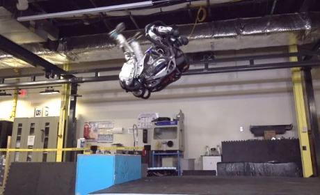 Elon Musk robot Atlas Boston Dynamics