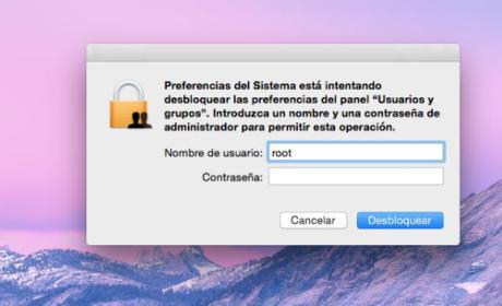 Este es el truco para protegerte del fallo de seguridad de macOS High Sierra.