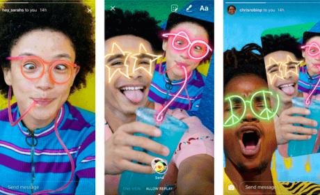 Instagram editar fotos amigos