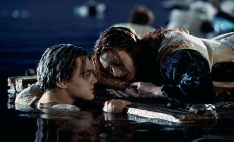 Jack muere en Titanic