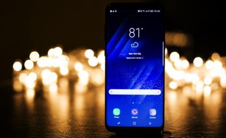 Samsung podría fabricar el primer móvil con lector de huellas en pantalla.