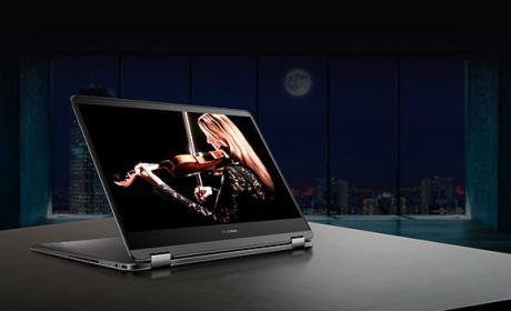Asus Zenbook Flip S, elegancia y tecnología van de la mano