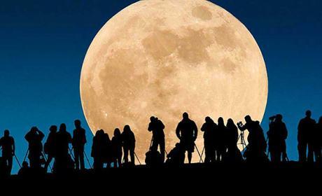 Cómo y dónde ver la Superluna más grande del año