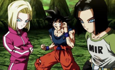 Dragon Ball Super 118
