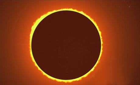 Así pueden quedar tus ojos si ves un eclipse solar sin protección