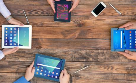 Las mejores tabletas con Android del mercado en 2017