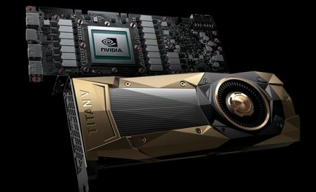 NVIDIA Titan V es tan potente como 60 consolas PS4