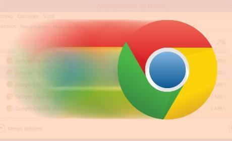 Google Chrome velocidad descargas