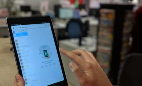 Tutorial usar WhatsApp en tu tablet Android o iPad