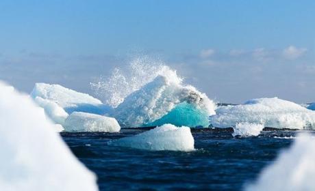 Calentamiento Polo Norte