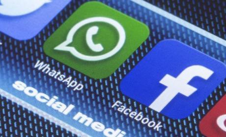 WhatsApp Facebook anuncios publicidad